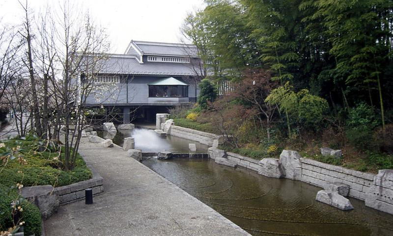 古河歴史博物館外観