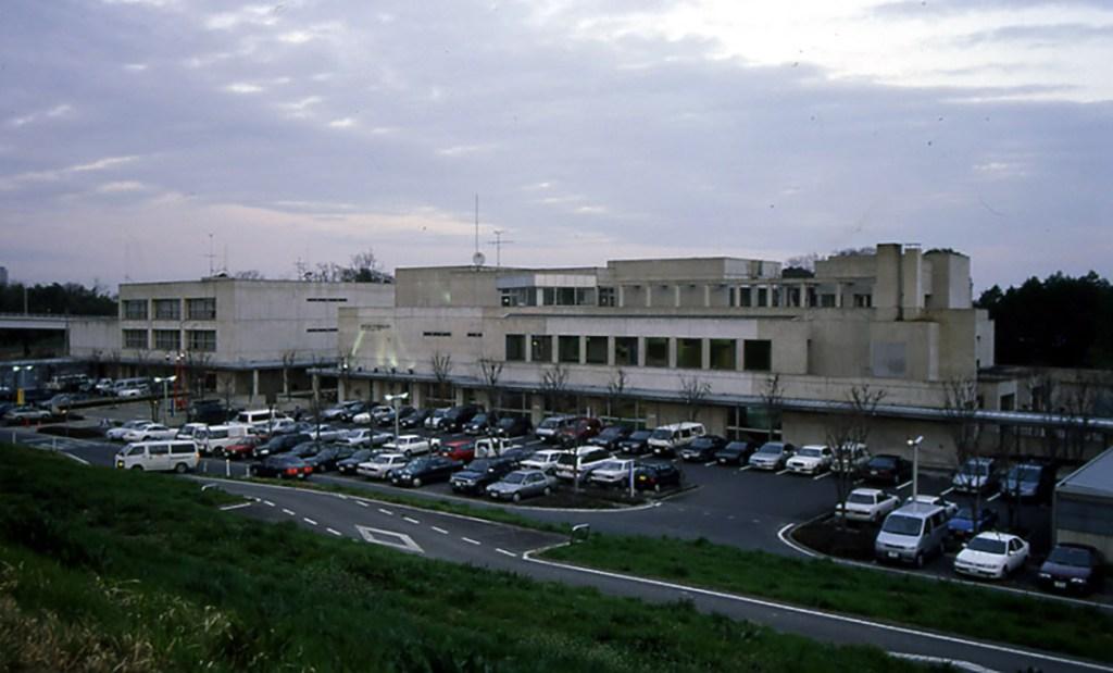 古河スポーツ交流センター全景
