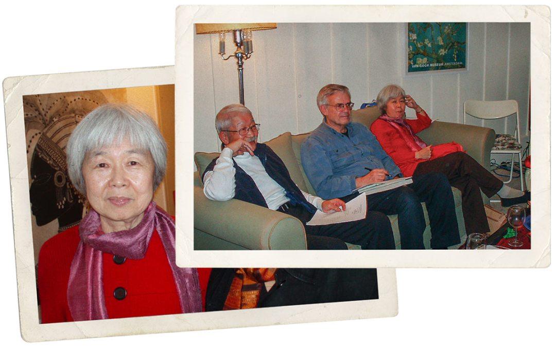 Joy Kogawa attends 1st AGM for Historic Joy Kogawa House