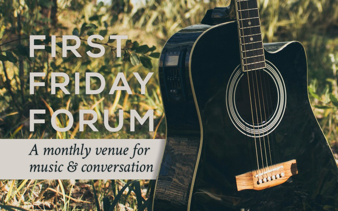 Music in the Garden This Friday Evening