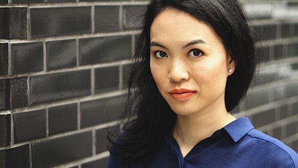Portrait of Doretta Lau