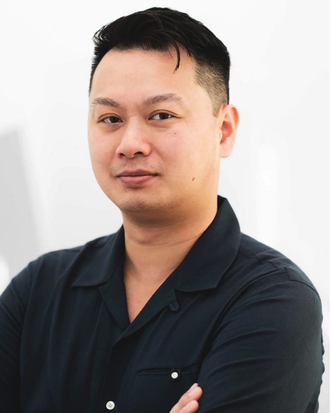 Portrait of Derrick Chang