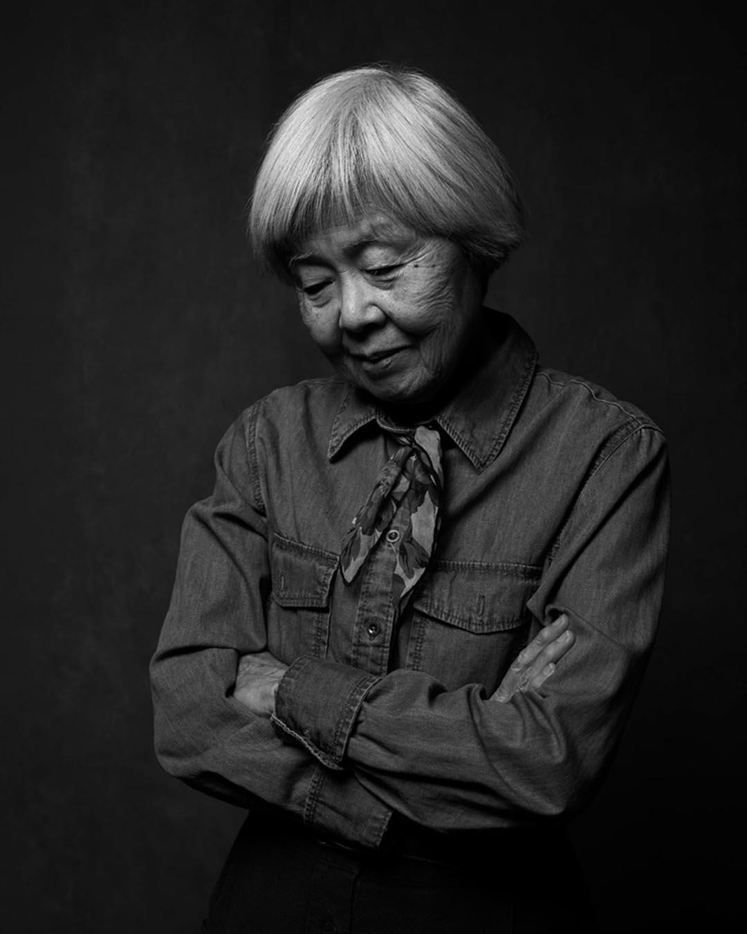 Joy Kogawa by Samuel Engelking