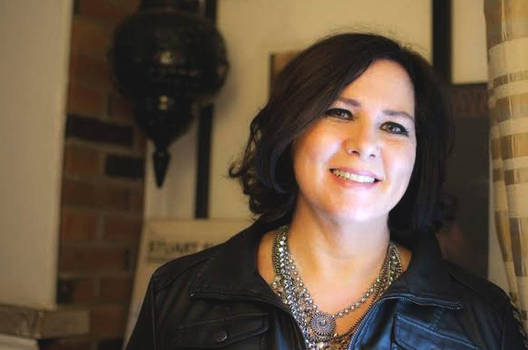 Mary-Lou Zeitoun, Writer-in_Residence at Historic Joy Kogawa House January 2017