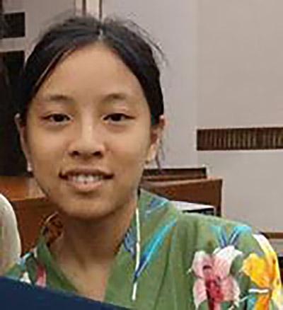 Melody Pan, Communications Chair of the Board of Directors at Historic Joy Kogawa House Society