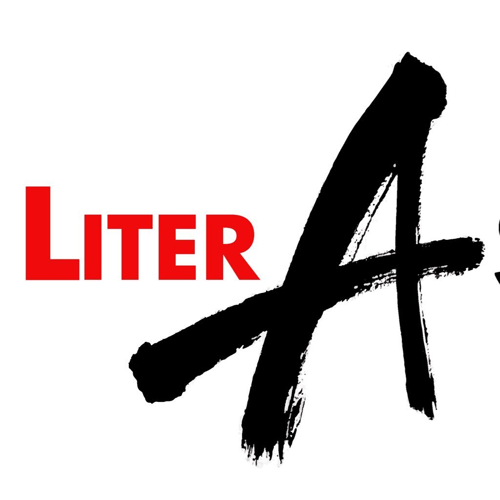 LiterAsian festival logo