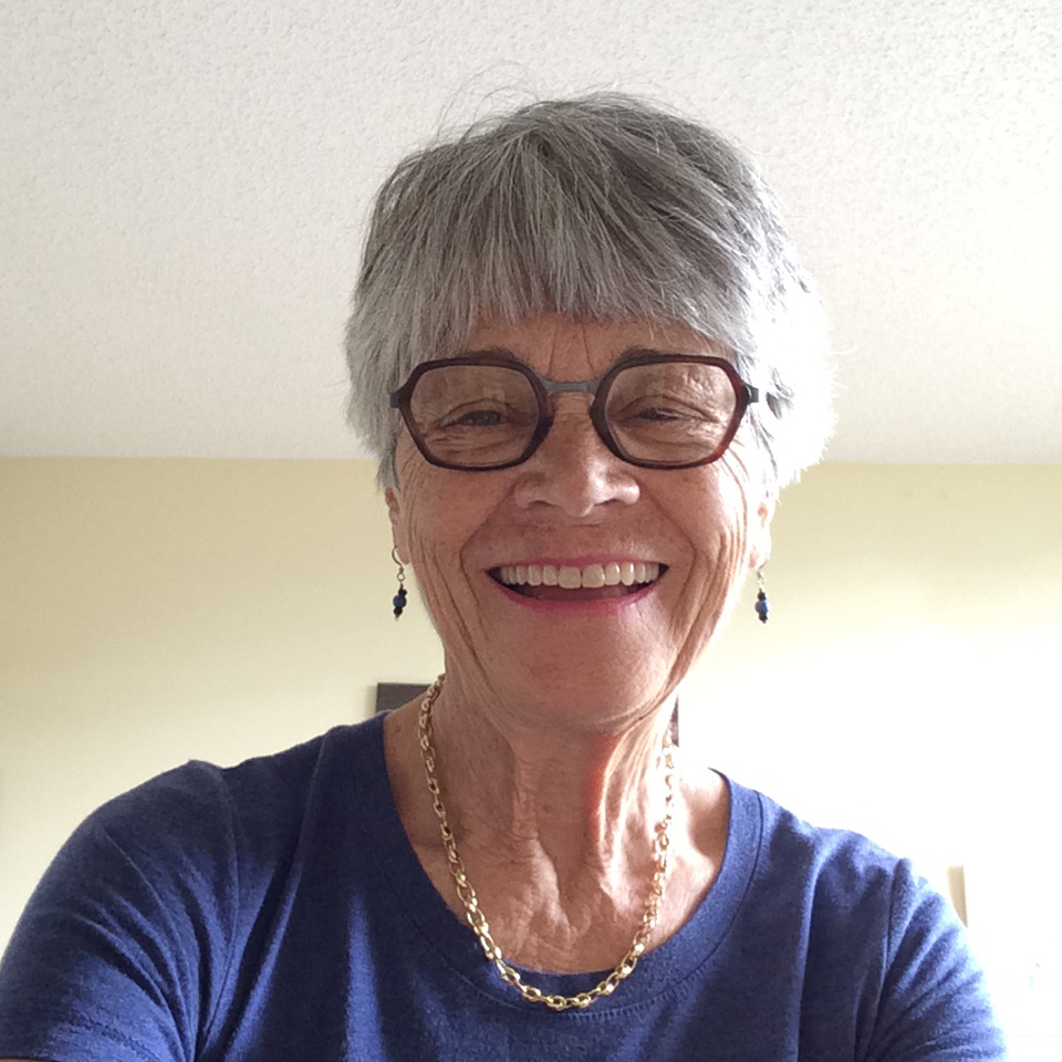 Lenore Rowntree, Member at large of the Board of Directors at Historic Joy Kogawa House Society