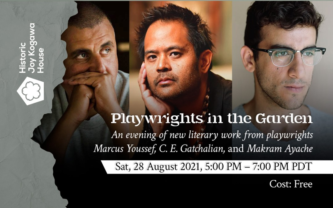 Playwrights in the Garden