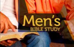 Men's Bible Study image