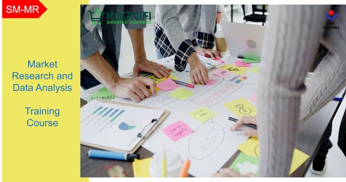 Kursus latihan penyelidikan pasaran dan analisis data Kognifi