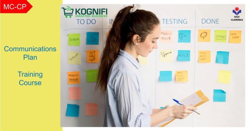 Kognifi Communications Plan Training Course