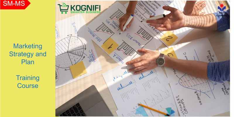 Marketing Strategy and Plan Training Course HRDF Claimable Kognifi