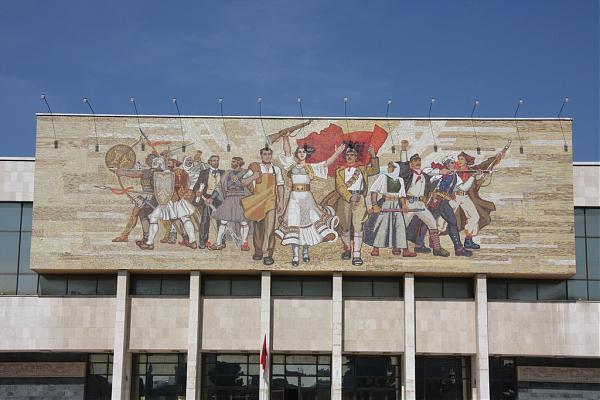35 vjet Muzeu Historik Kombëtar