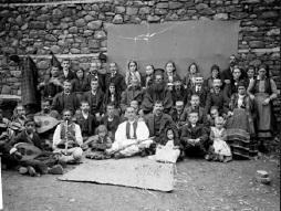 Imazhet e rralla të 1900-ës, ritet e ceremonitë e hershme