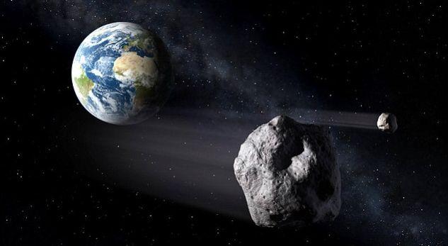 Një asteroid i madh kaloi sot pranë Tokës