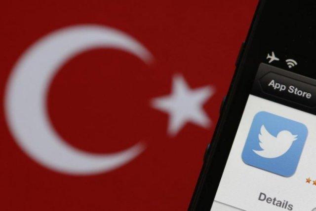 Turqia bllokon plotësisht Twitter-in dhe Whatsapp-in