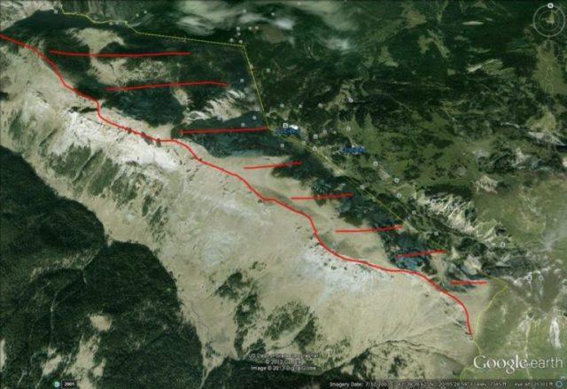 Mali i Zi zbulon sekretin, këto janë hartat e demarkacionit me Kosovën