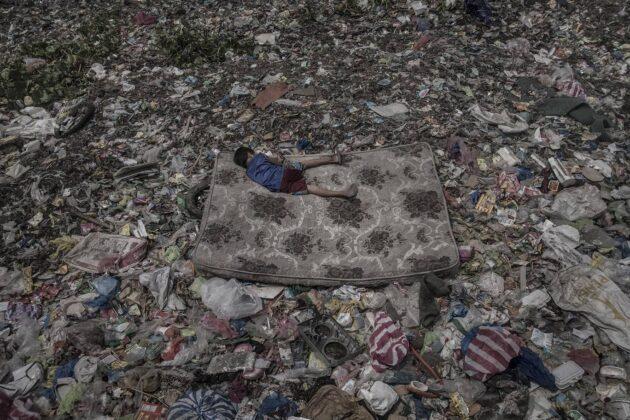 Vajza që qan në kufirin SHBA-Meksikë fituesja e World Press Photo