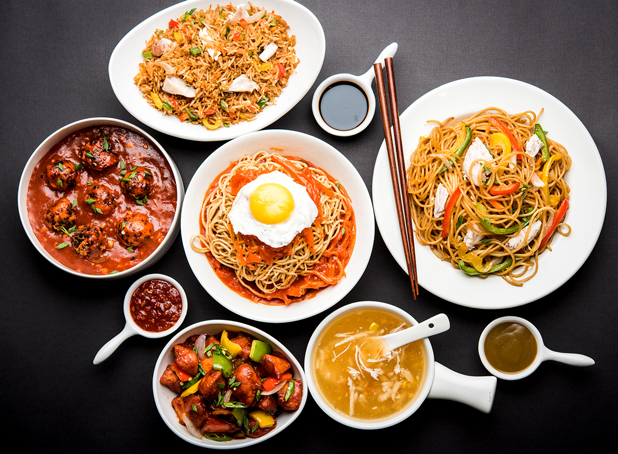 The History Of Indo Chinese Food