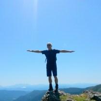 Richtung Dolomiten