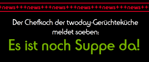 twoday suppe