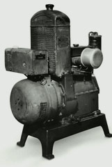 Kohler Mobile Power Historic Generator