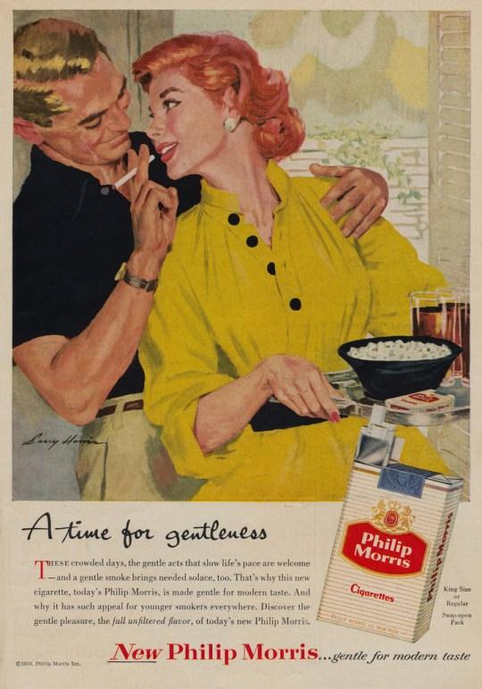 Philip Morris - 1956