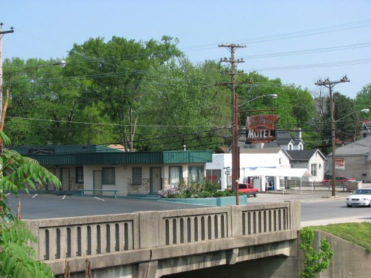 Little River Motel - Hopkinsville, Kentucky U.S.A. - May 9, 2007