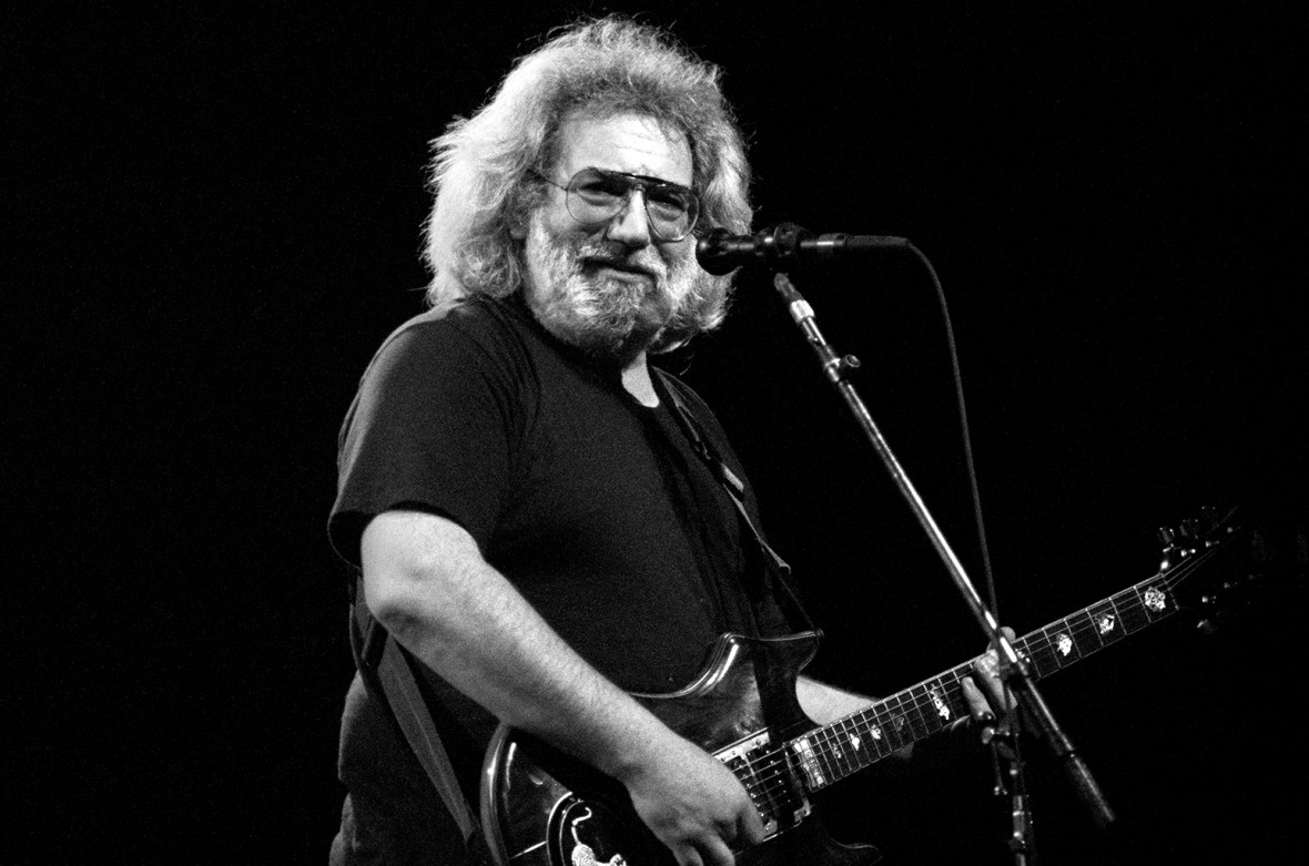 Jerry Garcia - Warfield Theater - San Francisco, California U.S.A. - January 31, 1991