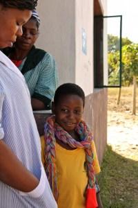 Kind Mosambikprojekt