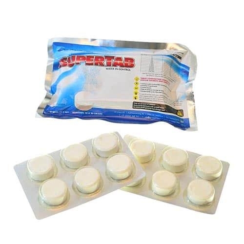 SuperTab Nachfüllpack 12 x 20 g