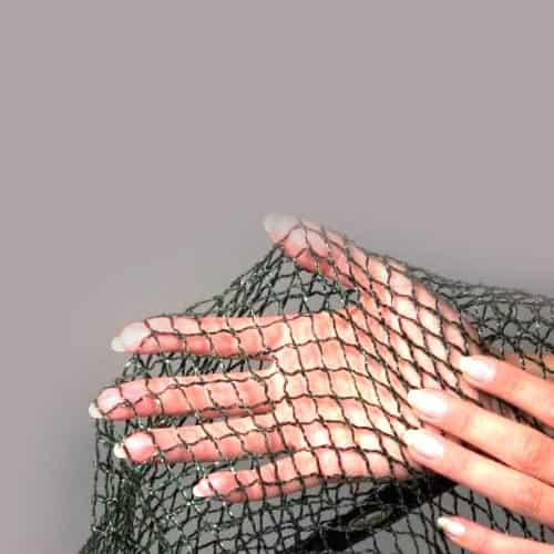 Abdecknetze für Faltbecken / Ringos für die Koihaltung