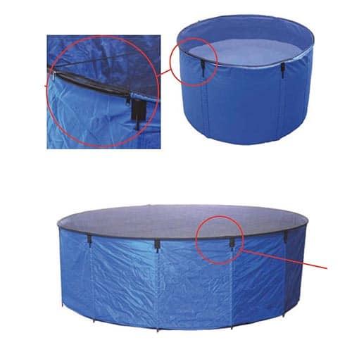 AquaForte flexi bowl. Faltbecken Behandlungsbecken