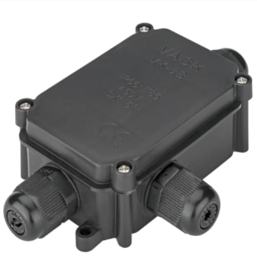 3- fach Kabelverbinder IP66
