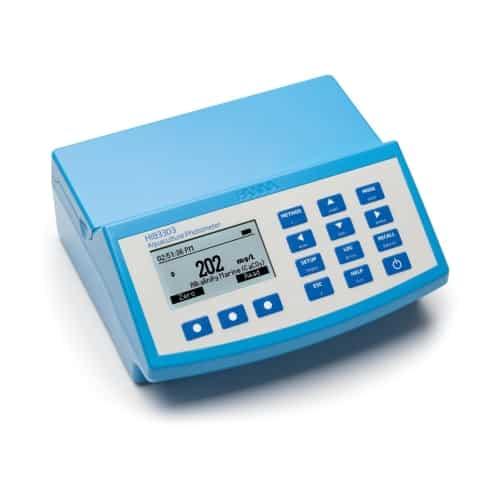 Hanna HI83303 Photmeter und PH-Messgerät