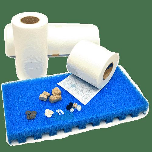 Filtermedien & Vliesstoffe