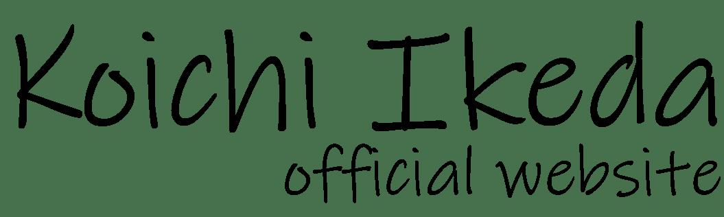 KOICHI IKEDA – official website