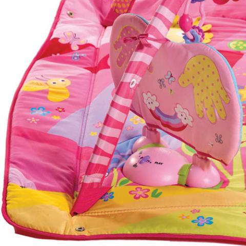jouet tapis d eveil princesse rose sur koikomjouet com