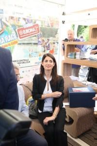 Virginia Raggi - Foto di Giovanni Giuliani
