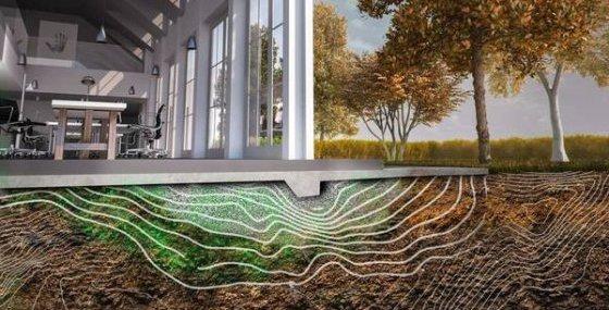 Cemento vivente, capace di riparare le lesioni grazie a batteri muratori
