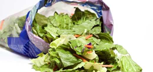Salmonella, insalate in busta ne aumentano il rischio
