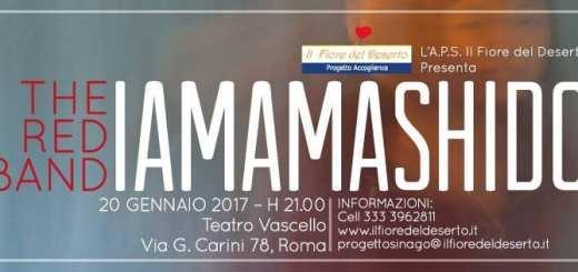"""IAMAMASHIDO Concerto per la presentazione del CD """"Attimi"""" della The Red Band"""