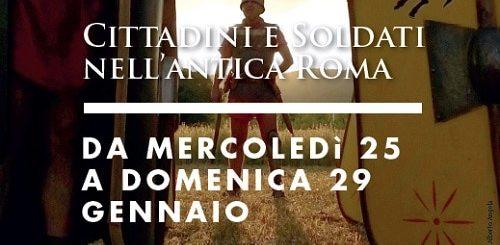 MOS MAIORUM 2017 - Cittadini e Soldati nella Roma Antica