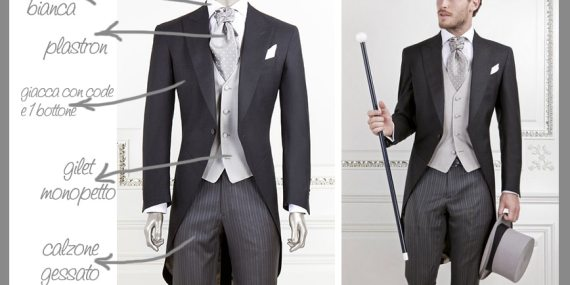 Look di matrimonio: essere impeccabile col tight