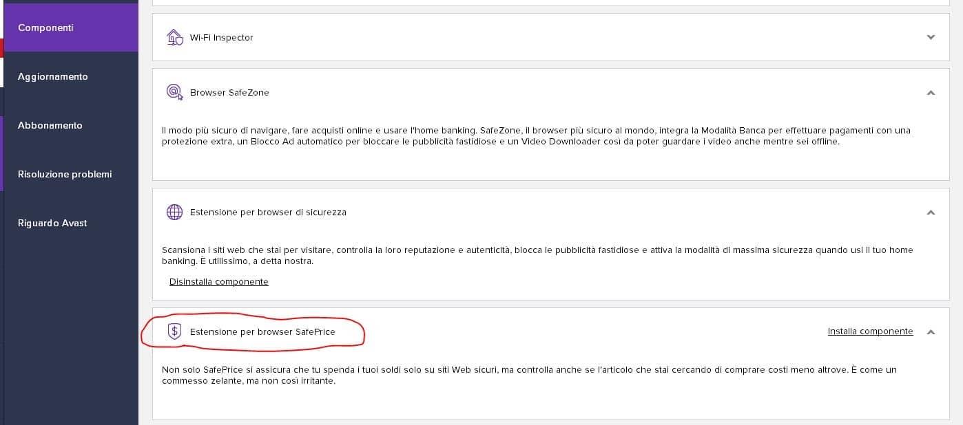 Chrome la connessione non è privata - Avast risolto