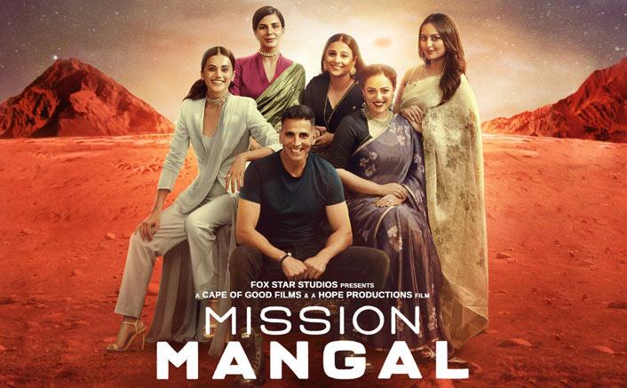 Mission Mangal Box Office: Here's The Daily Breakdown Of Akshay Kumar's 1st  200 Crore Grosser