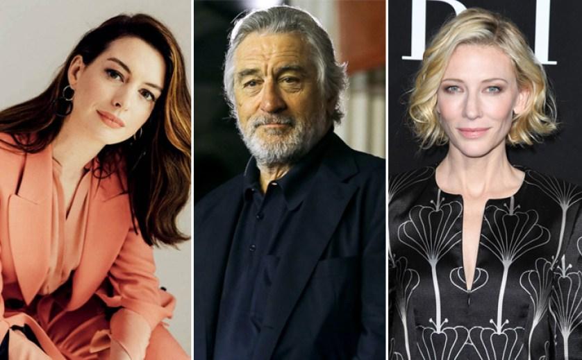 Robert De Niro & Anne Hathaway Join Cate Blanchett In James Gray's Next Armageddon  Time