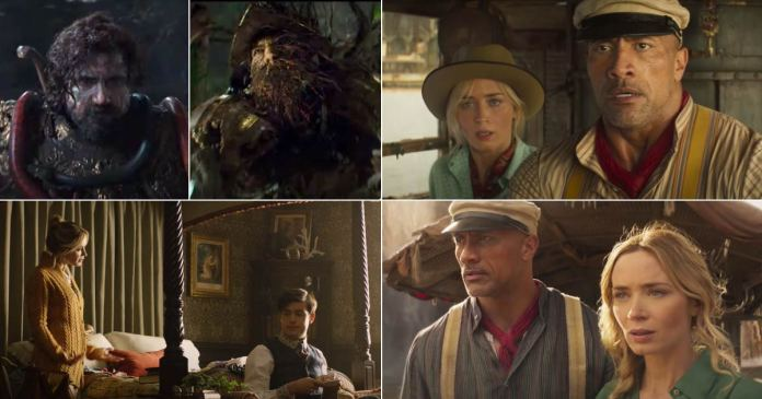 Disney's Jungle Cruise Trailer Out! Yet Another Wild Journey With Dwayne  Johnson
