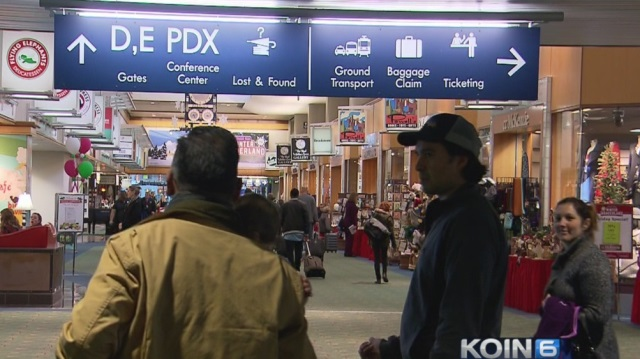 PDX traveler diagnosed with measles