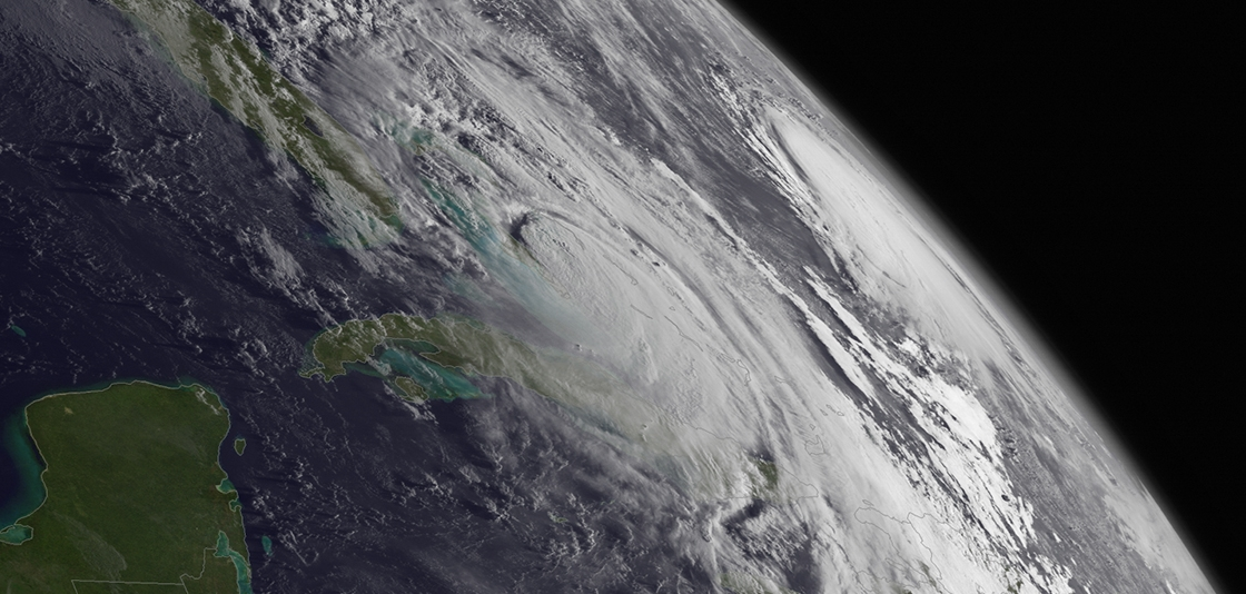 PHOTO-Hurricane Matthew-NOAA-100616-1125x534-Landscape_464290